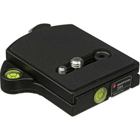 Manfrotto 394 Quick Release Low Profile Adaptor