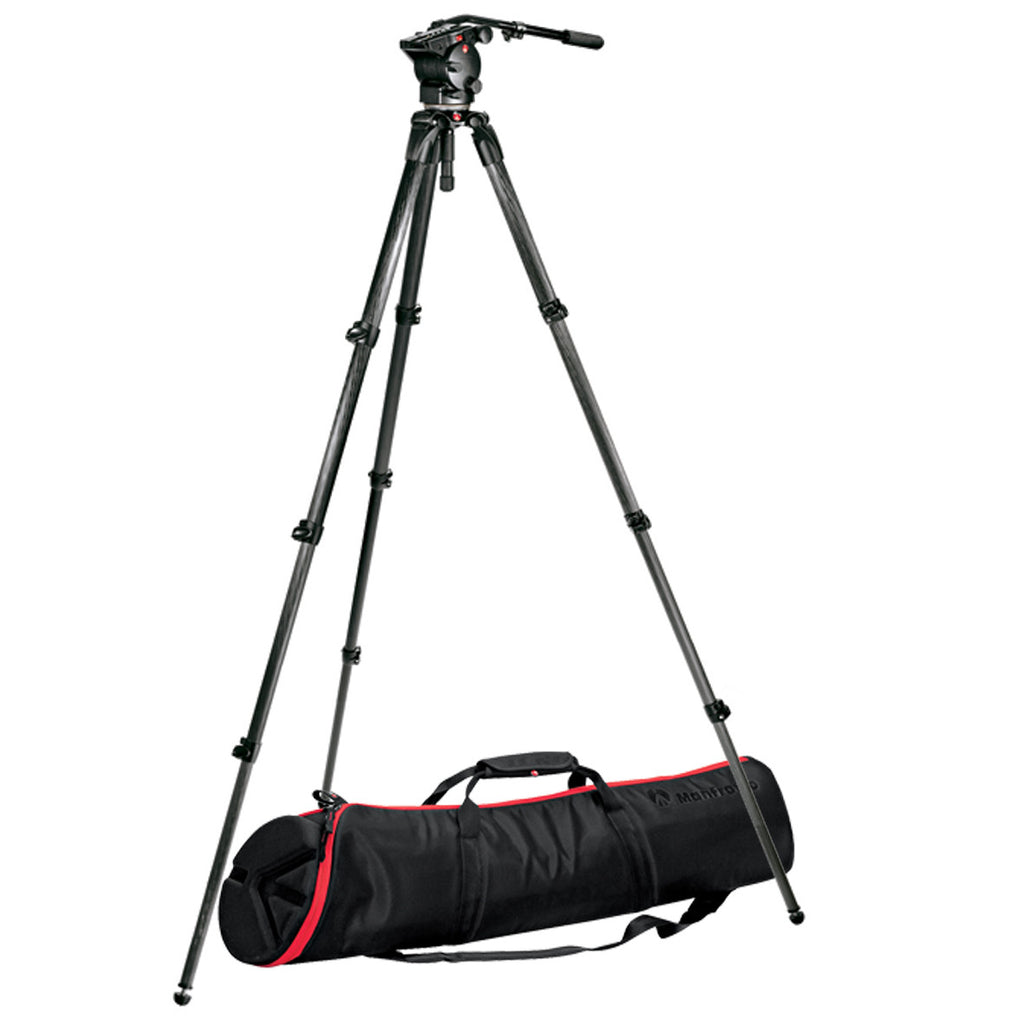 Manfrotto 526,536K 536 Tripod with 526 Head and Bag