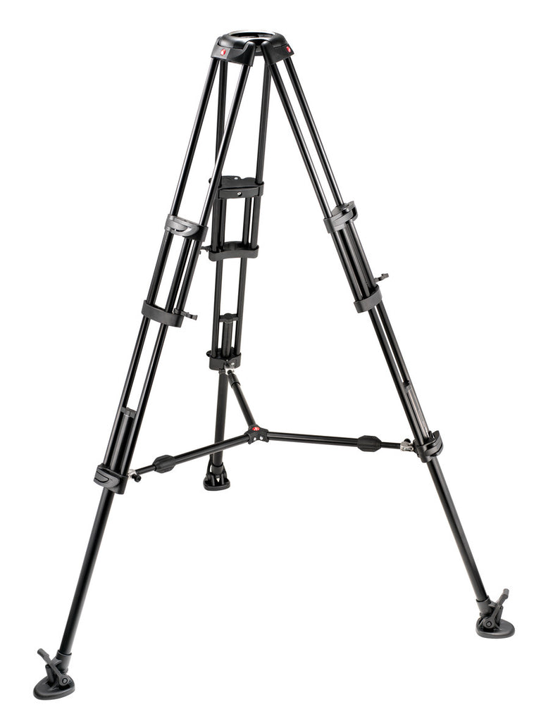 Manfrotto 545B Professional Aluminum Video Tripod 2 Stage