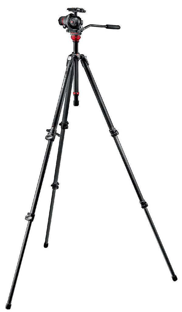 Manfrotto 755CX3-M8Q5 Tripod Kit with Photo Movie Head