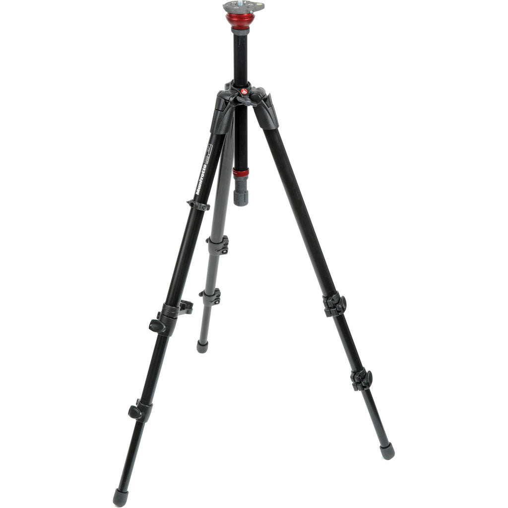 Manfrotto 755XB MDEVE Tripod with HB 50mm (Black)