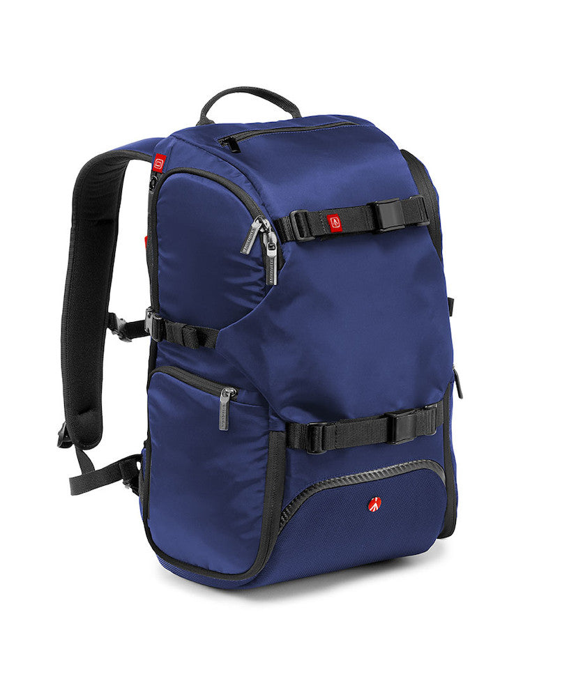 Manfrotto Advanced MB MA-TRV-BU Travel Backpack (Blue)