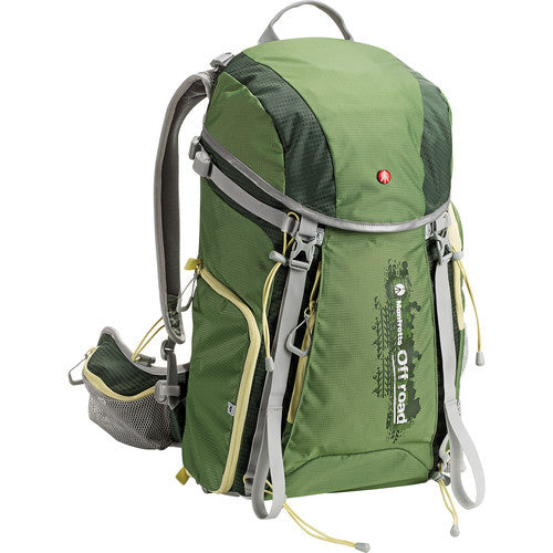 Manfrotto MB OR-BP-30GR Off Road Hiker 30L Backpack (Green)