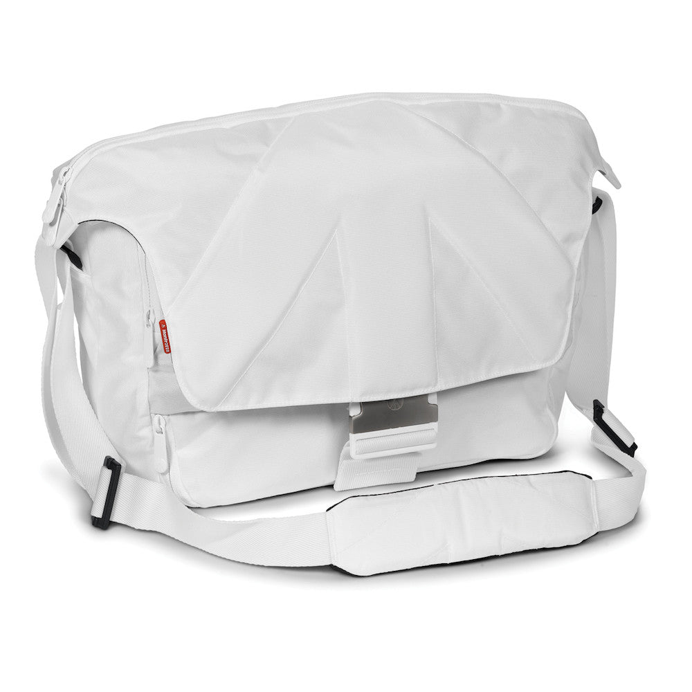 Manfrotto Stile Unica V MB SM390-5SW Messenger Bag (Star White)