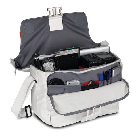 Manfrotto Stile Unica VII MB SM390-7SW Messenger Bag (Star White)