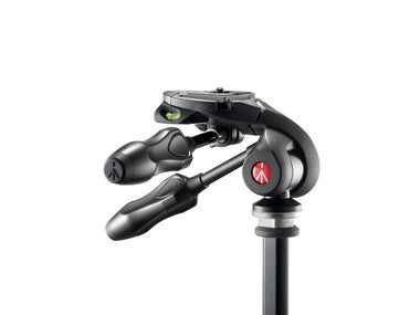 Manfrotto MH293D3-Q2 Foldable 3 Way Head-290 SER.
