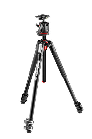 Manfrotto MK190XPRO3-BHQ2 XPRO Ball Head Aluminum Tripod and 200PL QR Plate