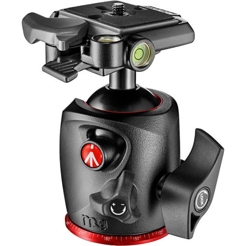 Manfrotto MK190XPRO4-BHQ2 XPRO Ball Head Aluminum Tripod and 200PL Plate