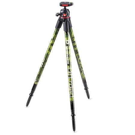 Manfrotto MKOFFROADG Off Road Tripod Green