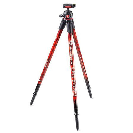 Manfrotto MKOFFROADR Off Road Tripod Red