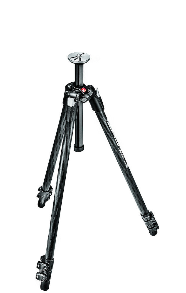 Manfrotto MT290XTC3 290 Xtra Carbon fiber 3 section Tripod