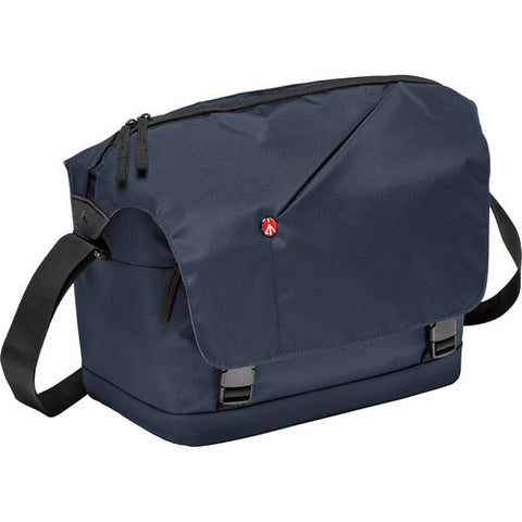 Manfrotto NX MB NX-M-IBU Messenger Bag (Blue)