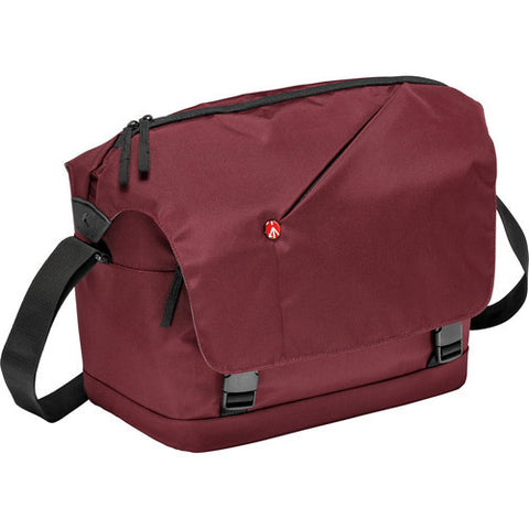 Manfrotto NX MB NX-M-IBX Messenger Bag (Bordeaux)