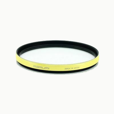 Marumi 49mm Super DHG Yellow  Colour Frame Filter