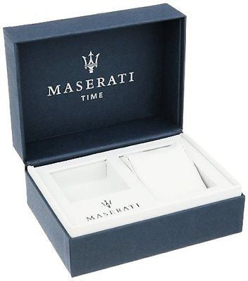 Maserati Meccanica Quartz Analog R8853111001 Watch (New with Tags)