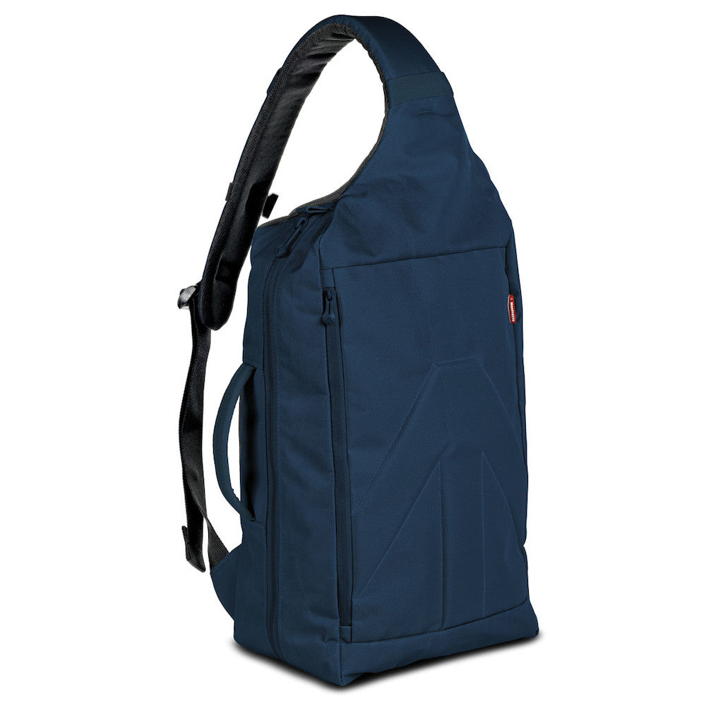 Manfrotto Stile Plus Brio 10 MB SV-S-10BI Sling Bag (Blue)