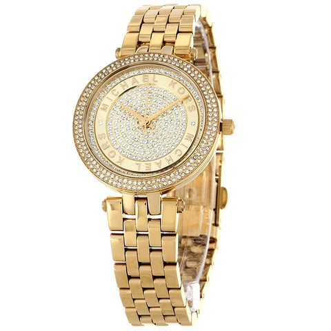 Michael Kors Mini Darci MK3445 Watch (New with Tags)