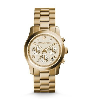 Michael Kors Runway Chronograph MK5055 Watch (New with Tags)