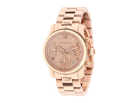 Michael Kors Runway Chronograph MK5128 Watch (New with Tags)
