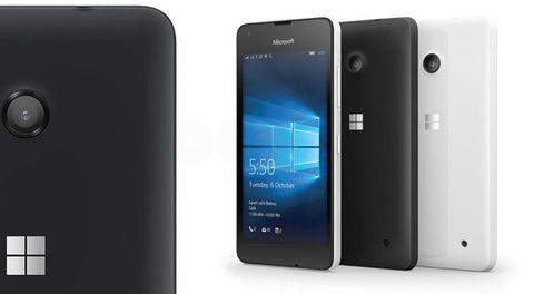 Microsoft Lumia 550 8GB 3G Black Unlocked