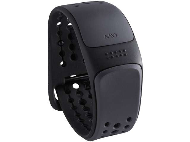 Mio Link Heart Rate Wristband Gray (Long Strap)