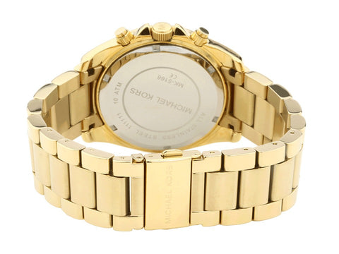 Michael Kors Blair Glitz MK5166 Watch (New With Tags)