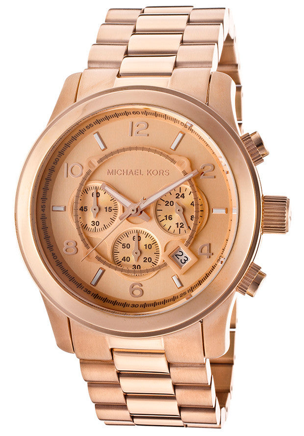 Michael Kors Runway Chronograph MK8096 Watch (New with Tags)