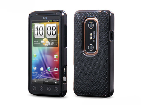 Momax Feel & Touch Case For Evo 3D (Black)