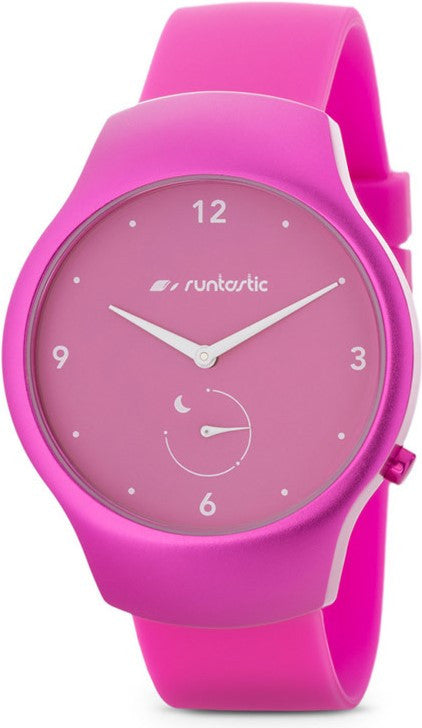 Runtastic RUNMOFU3 Moment Fun Watch (Raspberry)