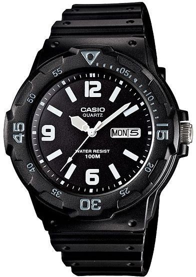 Casio Enticer Analog MRW-200H-1B2VDF Watch (New with Tags)