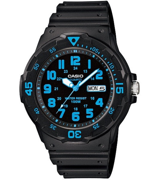 Casio Classic Standard Analog MRW-200H-2BVDF Watch (New withTags)