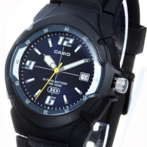Casio Standard Enticer Analog MW-600F-2AVDF Watch (New with Tags)
