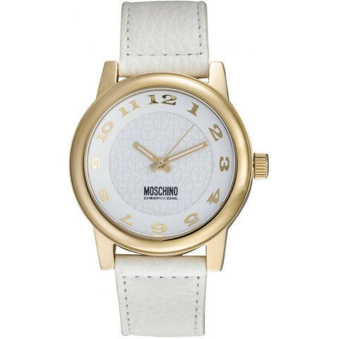 Moschino Cheap and Chic Button Couple MW0263 Watch (New with Tags)