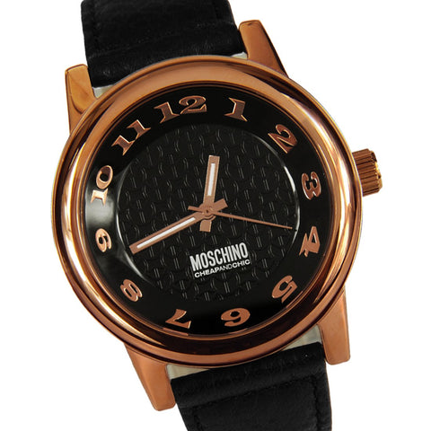 Moschino Cheap and Chic Button Couple MW0264 Watch (New with Tags)