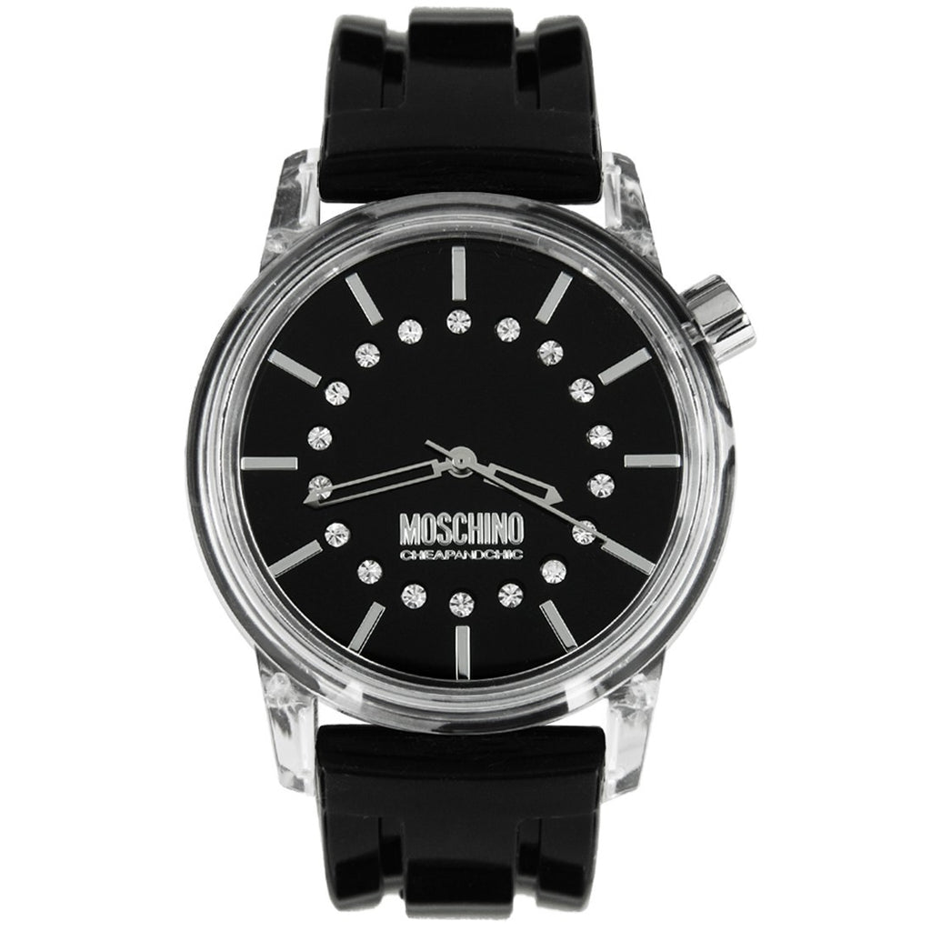 Moschino Cheap and Chic Fantastic XXL MW0301 Watch (New with Tags)