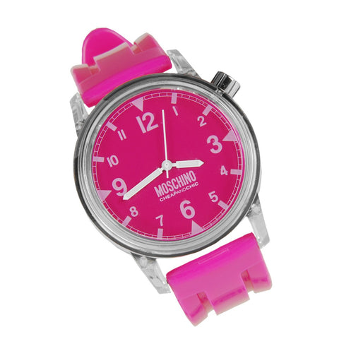 Moschino Cheap and Chic Fantastic XXL MW0302 Watch (New with Tags)