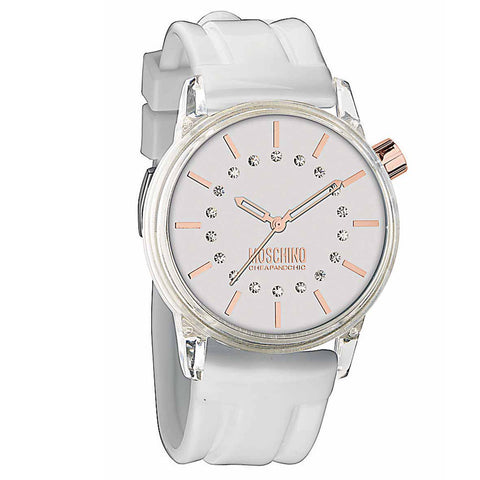 Moschino Cheap and Chic XXL Dress MW0309 Watch (New with Tags)
