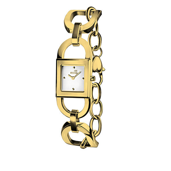 Moschino Love Chain Reaction MW0478 Watch (New with Tags)