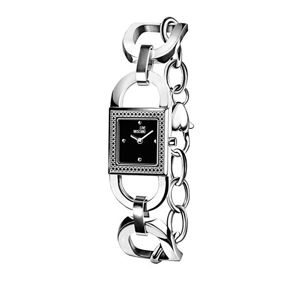 Moschino Love Chain Reaction MW0479 Watch (New with Tags)