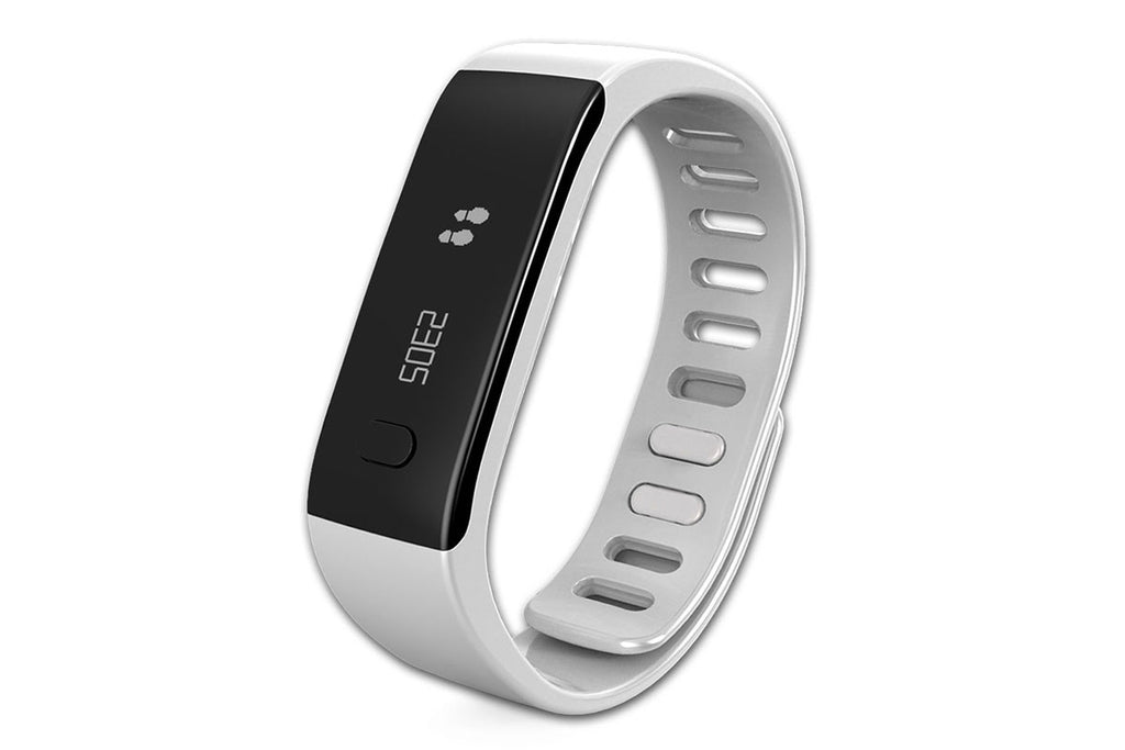 MyKronoz ZeFit Activity and Sleep Tracking Smartwatch White