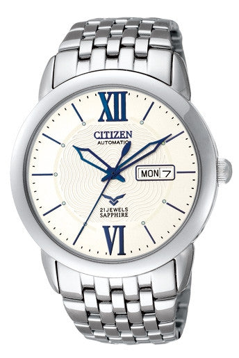 Citizen Automatic Sapphire NH8260-68A Watch (New with Tags)