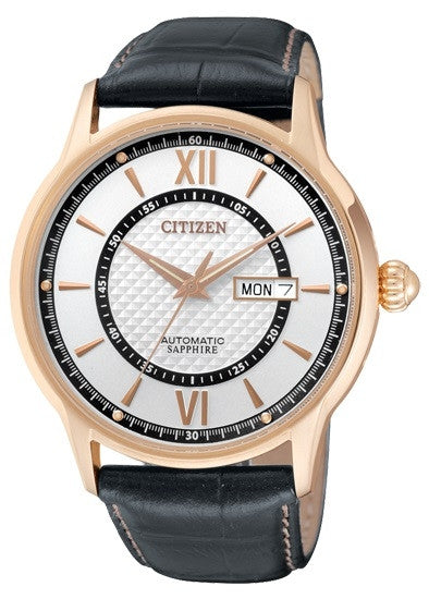 Citizen Automatic Sapphire NH8323-01A Watch (New with Tags)
