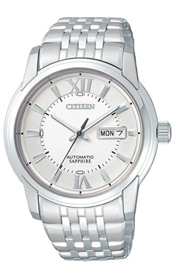 Citizen Automatic Sapphire NH8330-56A Watch (New with Tags)