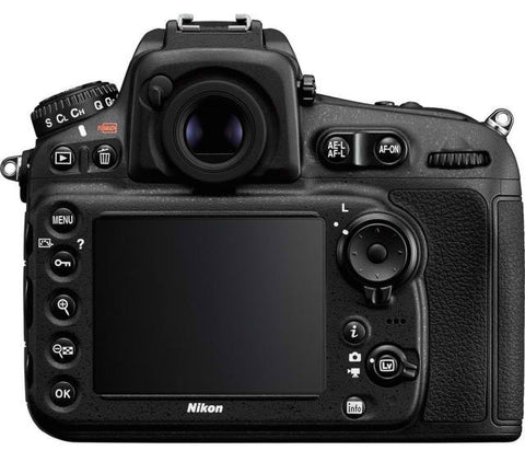 Nikon D750 Body Black Digital SLR Camera (Kit Box)