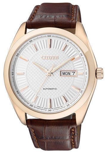 Citizen Automatic Sapphire NP4013-06A Watch (New with Tags)