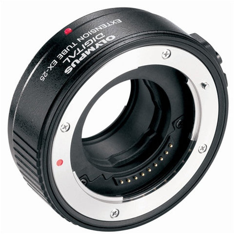 Olympus Zuiko Digital EX-25 Extension Tube Black