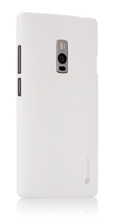 OnePlus Two Phone Cover (Elegant White)