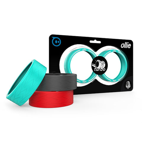 Orbotix Ollie Turbo Tires Teal
