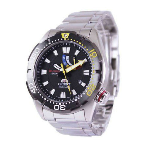 Orient M-Force Divers SEL0A001B0 (SEL0A001B, EL0A001B) Watch (New with Tags)