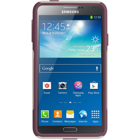 OtterBox Commuter Series Case for Samsung Galaxy Note 3 Merlot
